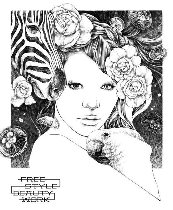 Free Style Beauty Work
