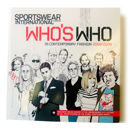 SPORTSWEAR INTERNATIONAL YEARBOOK