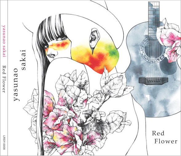 "『酒井ヤスナオ』 1th mini Album ""Red Flower"""